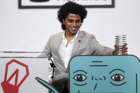 Indian entrepreneur in Silicon Valley