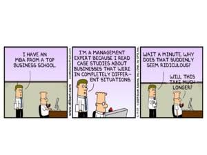 MBA Dilbert