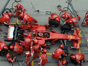 CHINESE GRAND PRIX F1/2008 -  SHANGHAI 18/10/2008