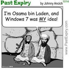Microsoft bin Laden