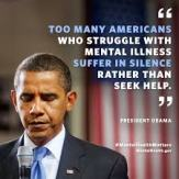 Obama mental health