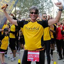 Stefan Engel marathon man