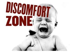 discomfort